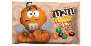 pumpkinspicem&m