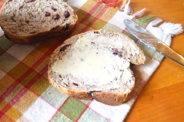 cranberry pecan bread 3